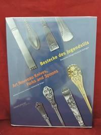 image of Art Nouveau Knives, Forks and Spoons: Bestecke des Jugendstils