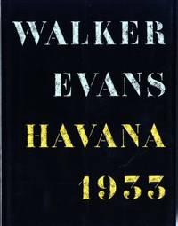 Walker Evans. Havana 1933