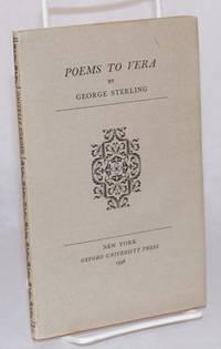 image of Poems to Vera
