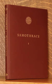 image of SAMOTHRACE VOL 1 - EXCAVATIONS CONDUCTED BY THE INSTITUTE OF FINE ARTS...VOL. 1