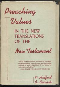 PREACHING VALUES In New Translations Of The New Testament