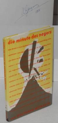 image of Die minute des negers