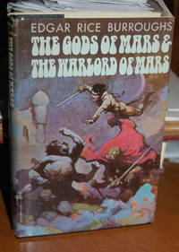 image of The Gods of Mars_The Warlord of Mars.