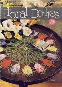Floral Doilies Book No. 268