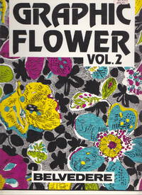 Graphic Flower vol 2 by Hageney - from Hard-to-Find Needlework Books (SKU: 31203)