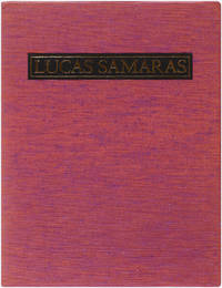 Lucas Samaras: Sketches, Drawings, Doodles, and Plans (Signed Limited Edition)