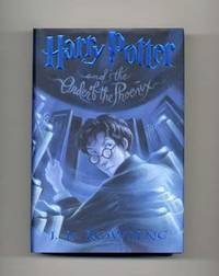 Harry Potter And The Order Of The Phoenix  - 1st US Edition/1st Printing by  J. K Rowling - First Edition; First Printing - 2003 - from Books Tell You Why, Inc. and Biblio.com