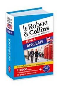 Dictionnaire Le Robert & Collins Mini Plus anglais (francais et anglais) (French and English...