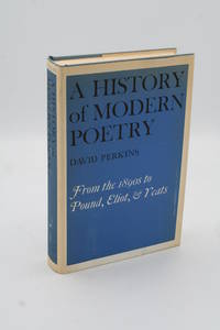 A History of Modern Poetry.