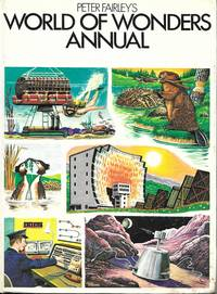 image of PETER FAIRLEY'S WORLD OF WONDER ANNUAL