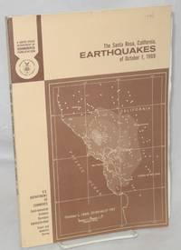 The Santa Rosa, California, Earthquakes of October 1, 1969