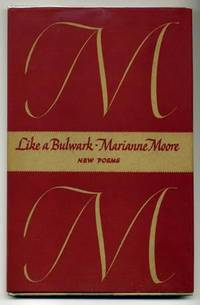 Like a Bulwark   (Signed) by  Marianne MOORE - Signed First Edition - 1957 - from abookshop and Biblio.com