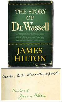 Boston: Little, Brown, 1943. Hardcover. Near Fine/Very Good. First edition, preceding the English. E...