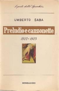 Preludio e canzonette 1922-1923