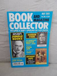 Book and Magazine Collector No 206 May 2001