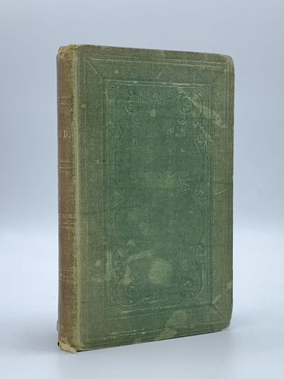 London: Edward Moxon, 1855. Front hinge cracked, some pale staining to front cover. 12mo. Half-title...