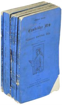 The Cambridge Ms of Chaucer's Canterbury Tales. Chaucer Society. 6 parts