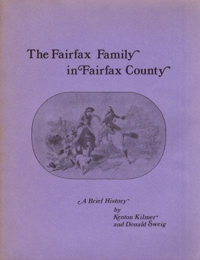 Fairfax, Virginia: Fairfax County Office of Comprehensive Planning Under the Direction of the County...