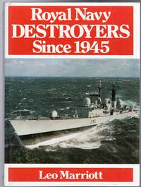 Royal Navy Destroyers since 1945