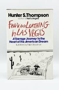 FEAR AND LOATHING IN LAS VEGAS by  Hunter S Thompson - First edition - 1971 - from Type Punch Matrix (SKU: 1150)