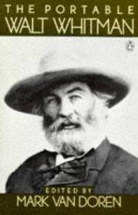The Portable Walt Whitman [Revised Edition]