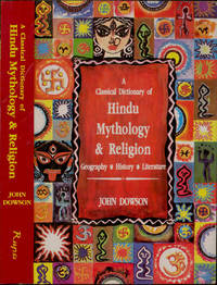 image of A classical Dictionary of Hindu Mythology_Religion