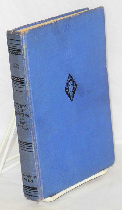 New York: Vanguard Press, 1929. xi, 164p., second Vanguard printing, lightly worn blue boards.