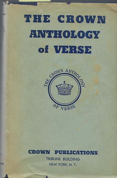 NY: Crown Publications, 1937. First Edition. With a Typed Letter Signed from Rev. Paul F. Richards, ...