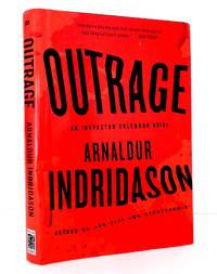 image of Outrage: An Inspector Erlendur Novel (A Reykjavik Thriller)