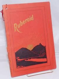 Ruberoid per Copertura di Tetti, Terrazzi, ecc.  Catalogo N.3