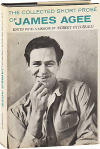 image of The Collected Short Prose of James Agee (First Edition)