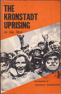 image of The Kronstadt Uprising (Black Rose Book No. 3)