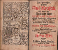 18th century Pharmaceutical SAMMELBAND