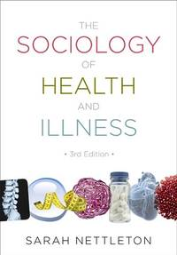 image of The Sociology of Health and Illness