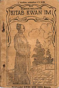 Boekoe meliatin kitab Kwan Im