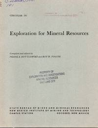 Exploration for mineral resources