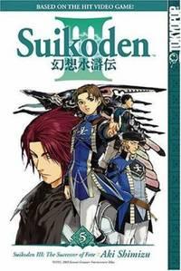 image of Suikoden III : The Successor of Fate