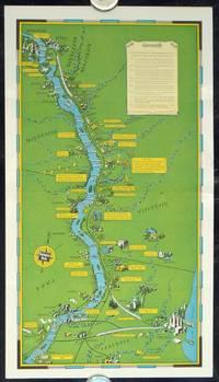 Mississippi River Scenic Line. Where Nature Smiles Three Hundred Miles.