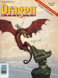 Dragon Magazine #168 by TSR - Dragon Magazine #168 - 1991 - from Stevens Collectibles and Biblio.com