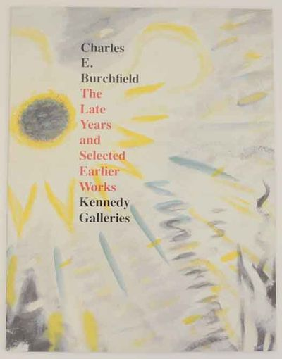 New York: Kennedy Galleries, 1979. First edition. Softcover. Exhibition catalog for a show that ran ...