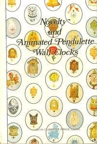 Novelty and Animated Wall Pendulette Clocks Made by Lux Clock Co., Inc.; August C. Keebler Company; Westclox; Columbia Time Products