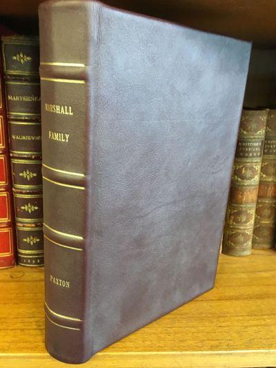 Cincinnati: Robert Clarke & C., 1885. First Edition. Hardcover. Octavo, 415 pages; VG; newly rebound...