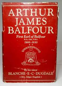 image of Arthur James Balfour: First Earl of Balfour 1906-1930