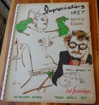 Improvisations, Vol. VIII. Bal Fantastique Masque Ball, April 5, 1957