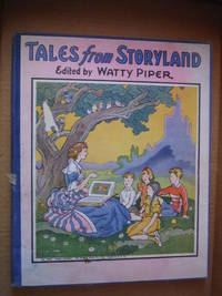 Tales from Storyland by  Watty Edited By:  Piper - Hardcover - Second Edition - 1941 - from H. M. Smith (used books) and Biblio.com