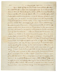 "Autograph Letter, Signed (""Th Jefferson""), to James L. Edwards of Boston, 5 September 1811, refusing the demands of a newspaper publisher"