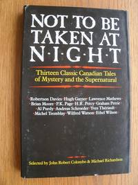 Not to Be Taken At Night