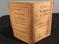 Guide des Plaisirs à Paris
