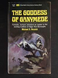 THE GODDESS OF GANYMEDE