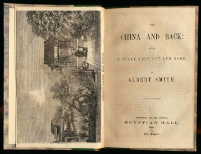 To China and Back: Being a Diary...
